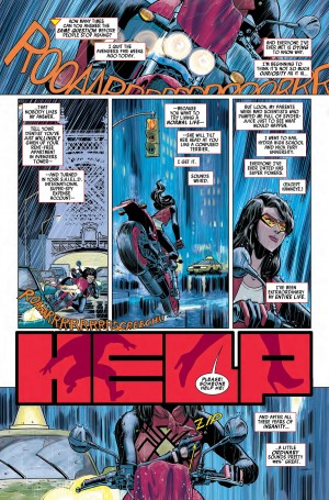 Spider-Woman #5 spoilers preview 5