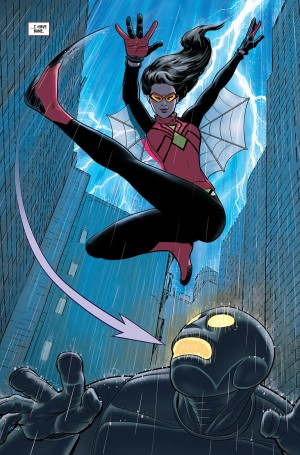 Spider-Woman #5 spoilers preview 7