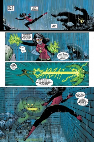 Spider-Woman #5 spoilers preview 8
