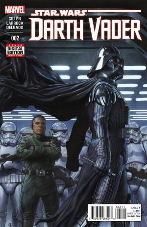 Star Wars Darth Vader #2 Marvel