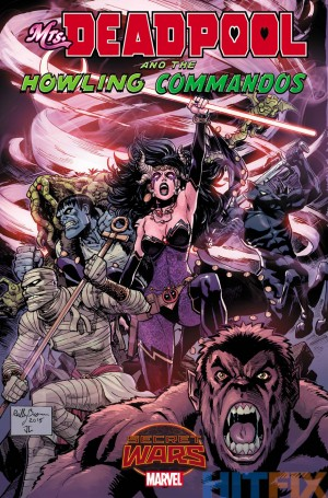 AB Secret Wars 2015 Mrs Deadpool and the Howling Commandos