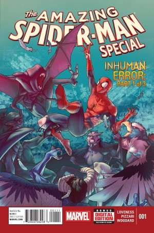 Amazing Spider-Man Special #1 cover