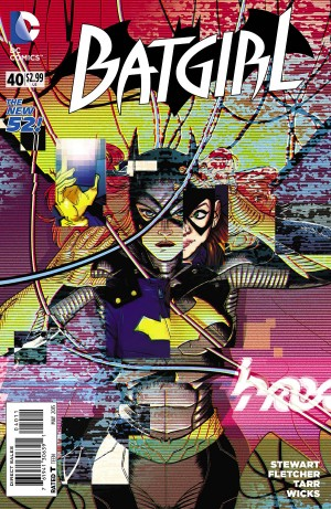 Batgirl 40 review spoilers 1