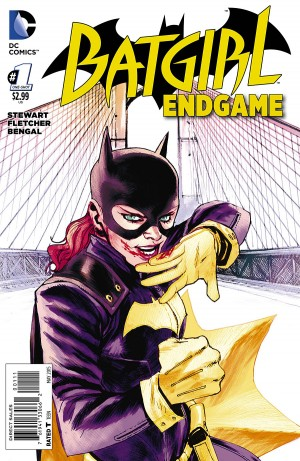 Batgirl Endgame review spoilers
