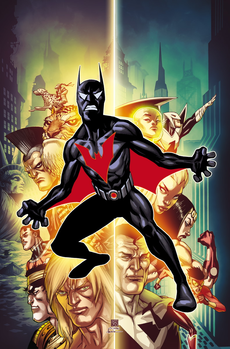 DC Comics New 52 Futures End #46 Spoilers: The Fate Of ...New 52 Batman Beyond