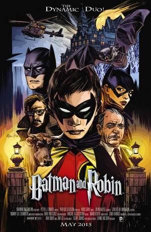 Batman and Robin 40 review spoilers 2