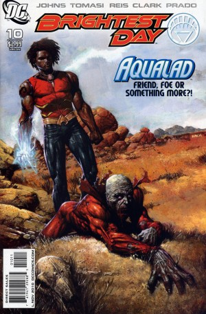 Brightest Day #10 Aqualad