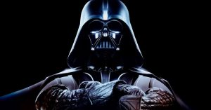 Darth Vader Star Wars banner