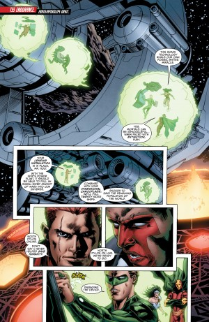 Earth 2 World's End #25 B