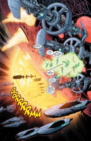 Earth 2 World's End #25 C