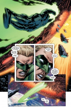 Earth 2 World's End #25 E