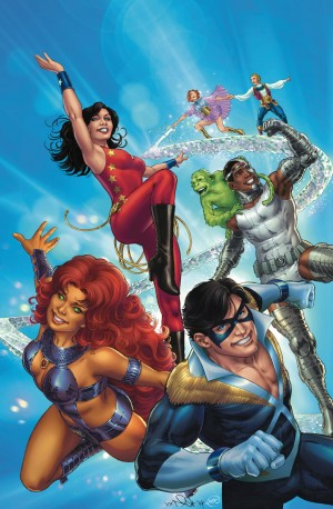 F Convergence New Teen Titans #1