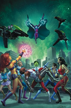 F Convergence New Teen Titans #2