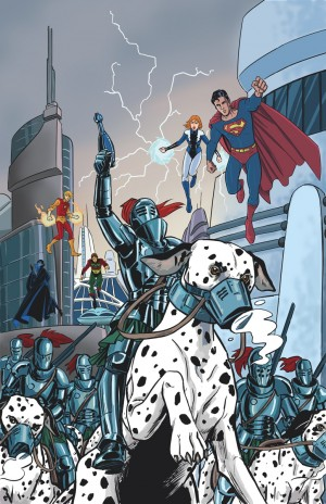 J Convergence Superboy and the Legion of Super-Heroes #2
