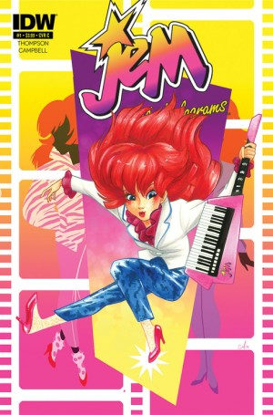 Jem and the Holograms 1 review spoilers 3