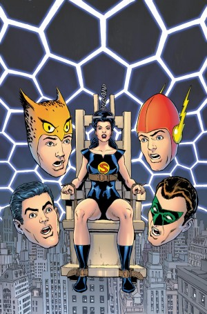 K Convergence Crime Syndicate #1