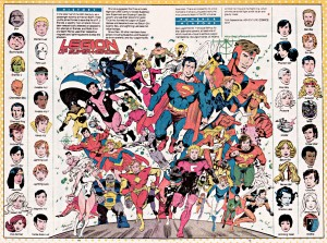 Legion of Super-Heroes Who's Who in the DC Universe entry
