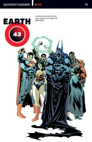 Multiversity Guide Book Earth 43 updated