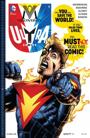 Multiversity Ultra Comics #1 A