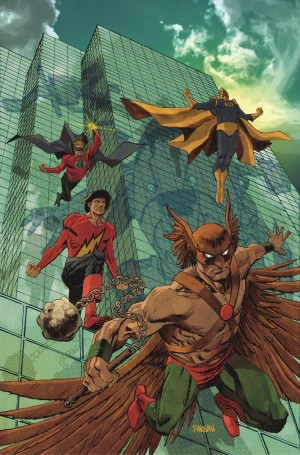 N Convergence Justice Society of America #2
