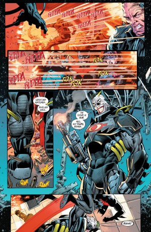 New 52 Futures End #46 Spoilers RIP Terry McGinnis Batman Beyond 0