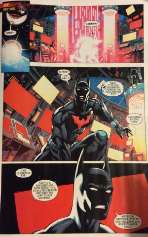 New 52 Futures End #47 Spoilers Convergence A
