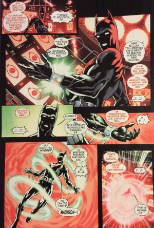 New 52 Futures End #47 Spoilers Convergence D
