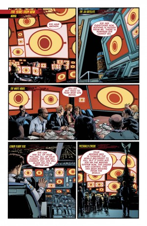 New 52 Futures End #47 spoilers preview 2
