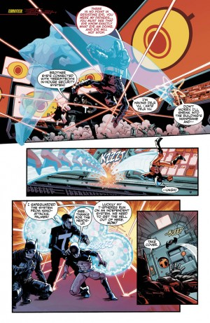New 52 Futures End #47 spoilers preview 3