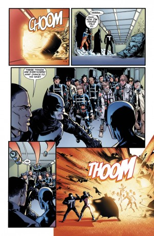 New 52 Futures End #47 spoilers preview 4