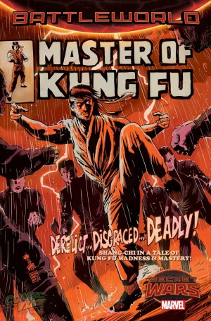 Secret Wars 2015 Master of Kung Fu
