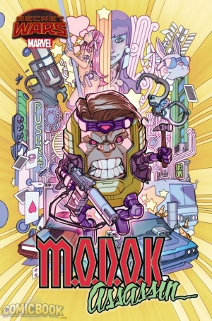 Secret Wars 2015 Modok Assassin