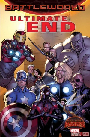 Secret Wars 2015 Ultimate End