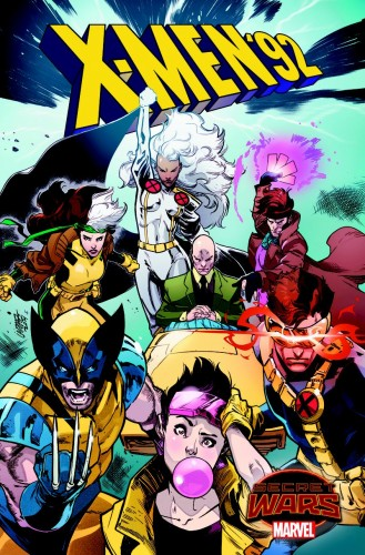 Secret Wars 2015 X-Men '92 Confirmed