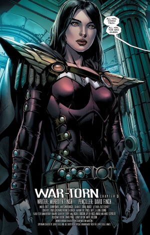 Wonder Woman #38 Donna Troy DC Comics New 52 costume