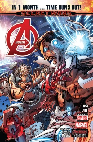 Avengers 44 review spoilers 1