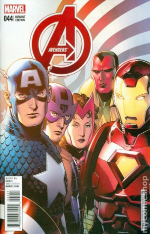 Avengers 44 review spoilers 5