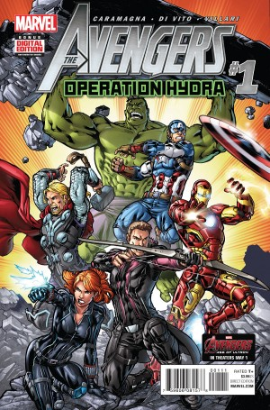 Avengers Operation Hydra review spoilers 1