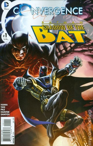 CONVERGENCE - BATMAN SHADOW of the BAT 1
