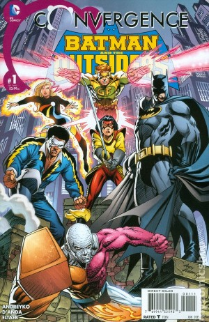 CONVERGENCE - BATMAN and the OUTSIDERS 1