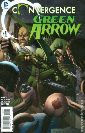 CONVERGENCE - GREEN ARROW 1