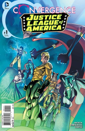 CONVERGENCE - JUSTICE LEAGUE of AMERICA 1