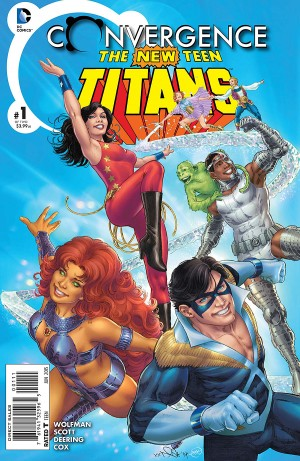 CONVERGENCE - NEW TEEN TITANS 1