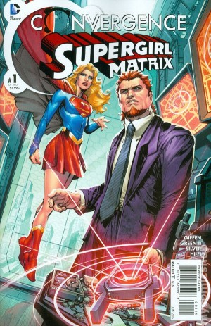 CONVERGENCE - SUPERGIRL MATRIX 1