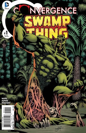 CONVERGENCE - SWAMP THING 1