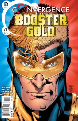Convergence Booster Gold #1 Spoilers Preview 1