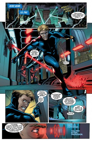 Convergence Booster Gold #1 Spoilers Preview 3