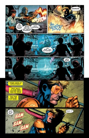 Convergence Booster Gold #1 Spoilers Preview 5