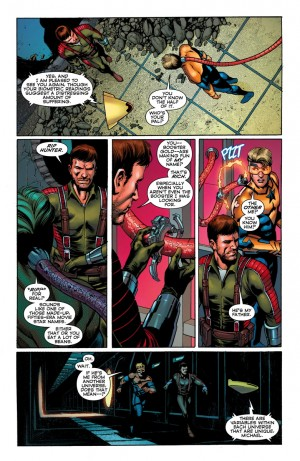 Convergence Booster Gold #1 Spoilers Preview 7