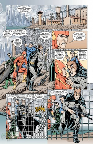 Convergence Crime Syndicate #1 DC One Million Spoilers Preview 5